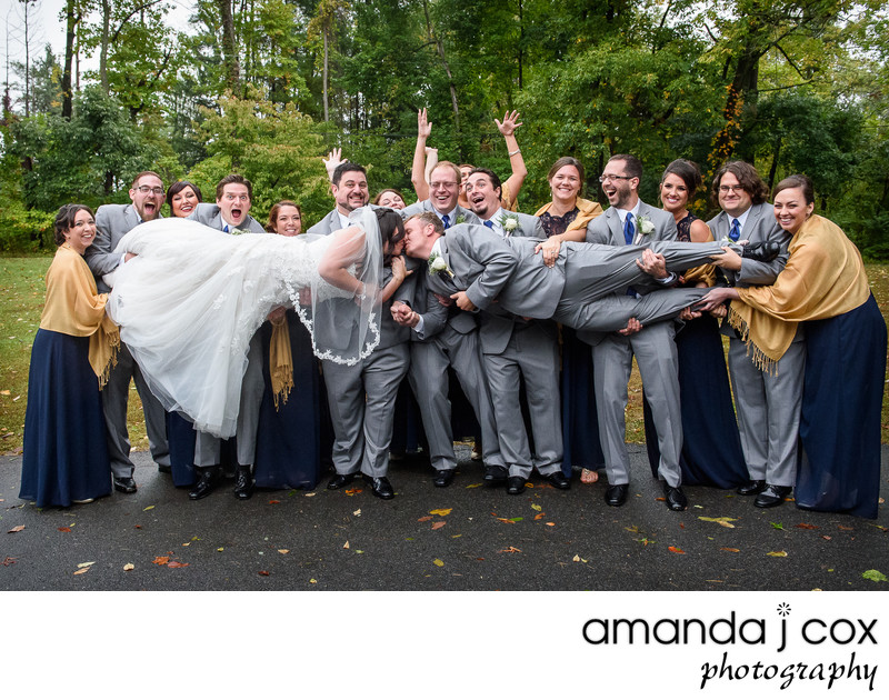 Princeton Mountain Lakes House Wedding Photographer