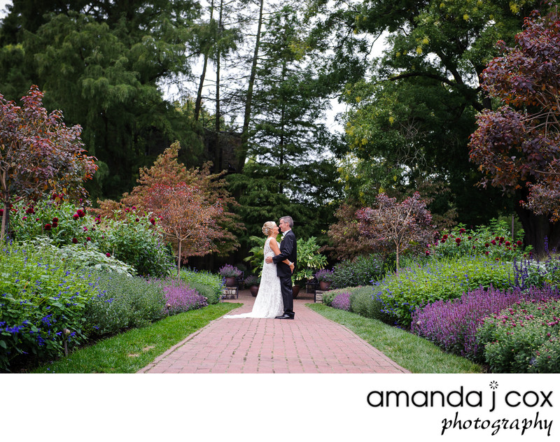Kennett Square Longwood Gardens Wedding Photographer