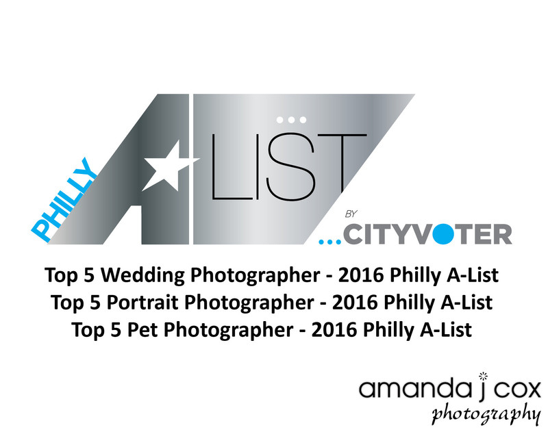 2016 Philly A List Top 5 Wedding Photographer