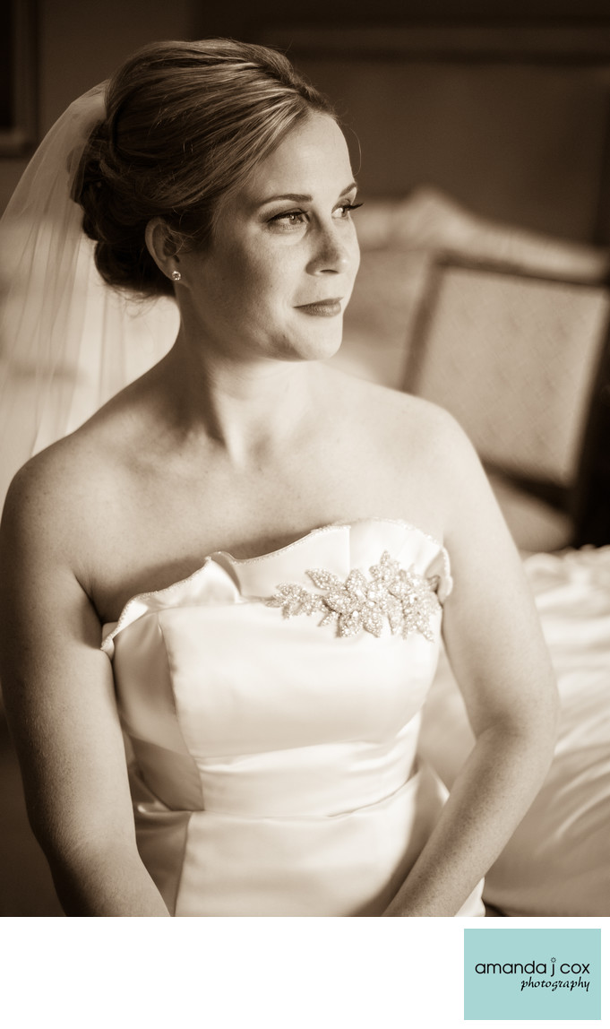 New Hope Lambertville Bridal Portrait Photographer