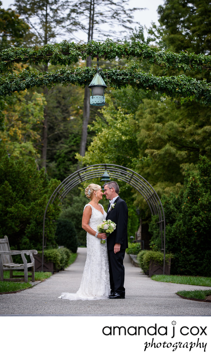 Longwood Gardens Kennett Square Wedding Photographer
