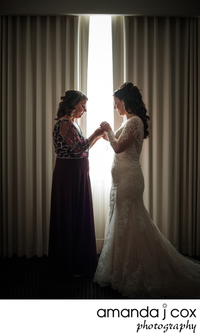 Loews Hotel Wedding Photography
