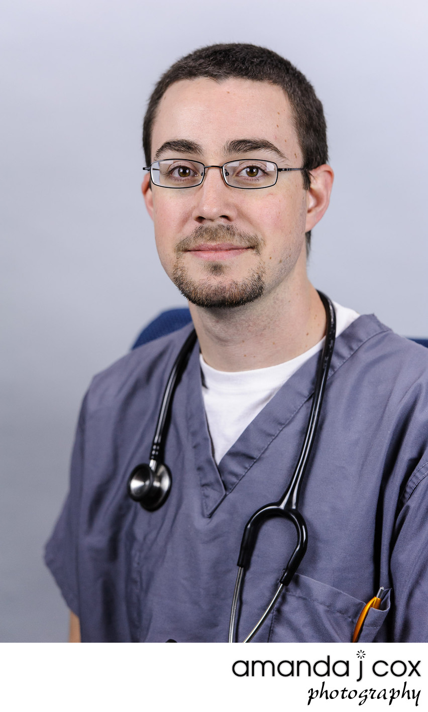 Doctor Headshots and Medical Professional Portraits