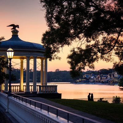 Water Works Wedding Photographer Philadelphia Boathouse Row