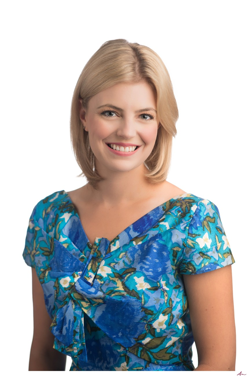 Professional Headshot Ceilidh Millar CTV Weather