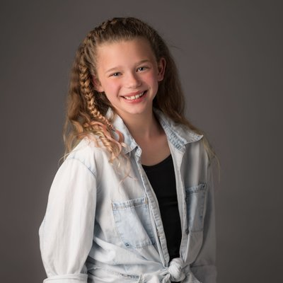 Kids Headshots for Acting