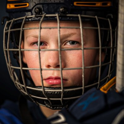 Bedford Blues Hockey Photos