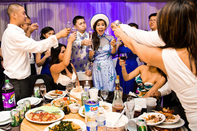 Traditional Vietnamese Wedding Party Games