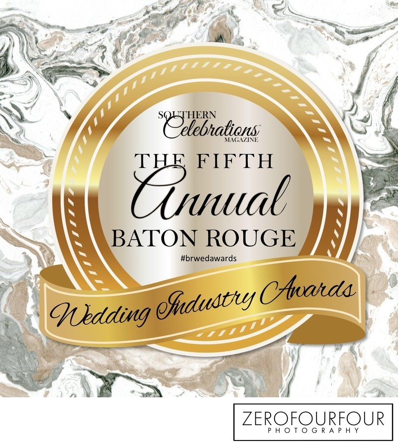 Baton Rouge Wedding Industry Award Runner-Up