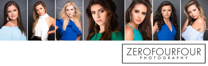 Pageant headshots for pageant queens in Baton Rouge