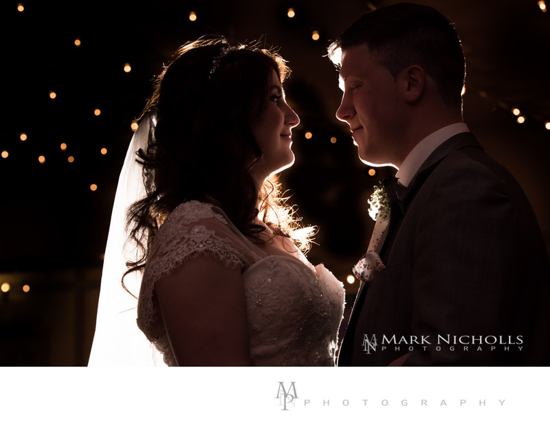 Maes Manor Ballroom Wedding Photos