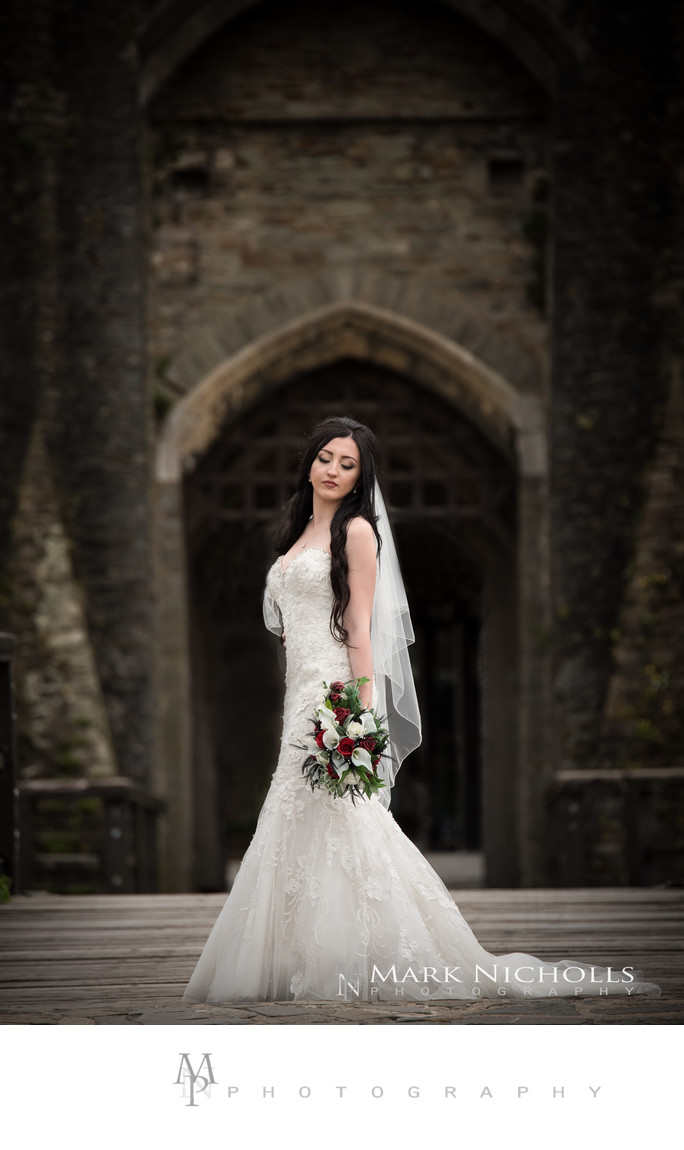 Cardiff Wedding Photography at Caerphilly Castle