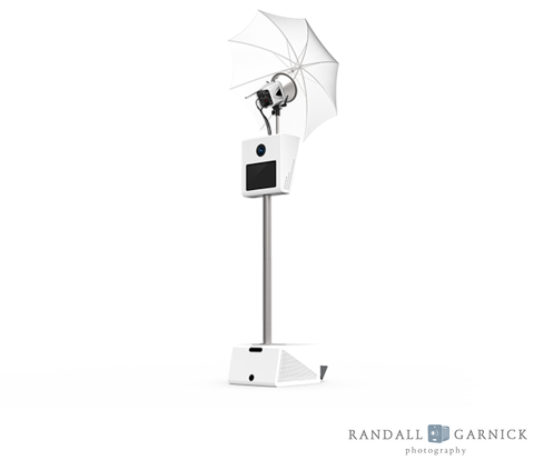 Rendering of Randall Garnick Photography photo booth