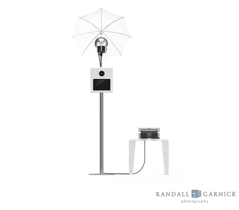Rendering 2 of Randall Garnick Photography photo booth