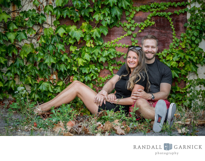 Boston Summer engagement pictures