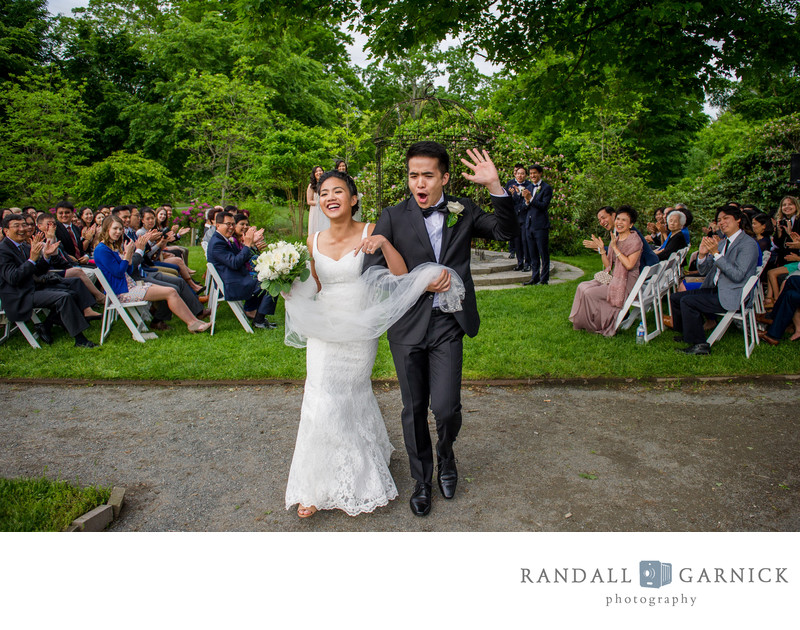 Elm Bank wedding