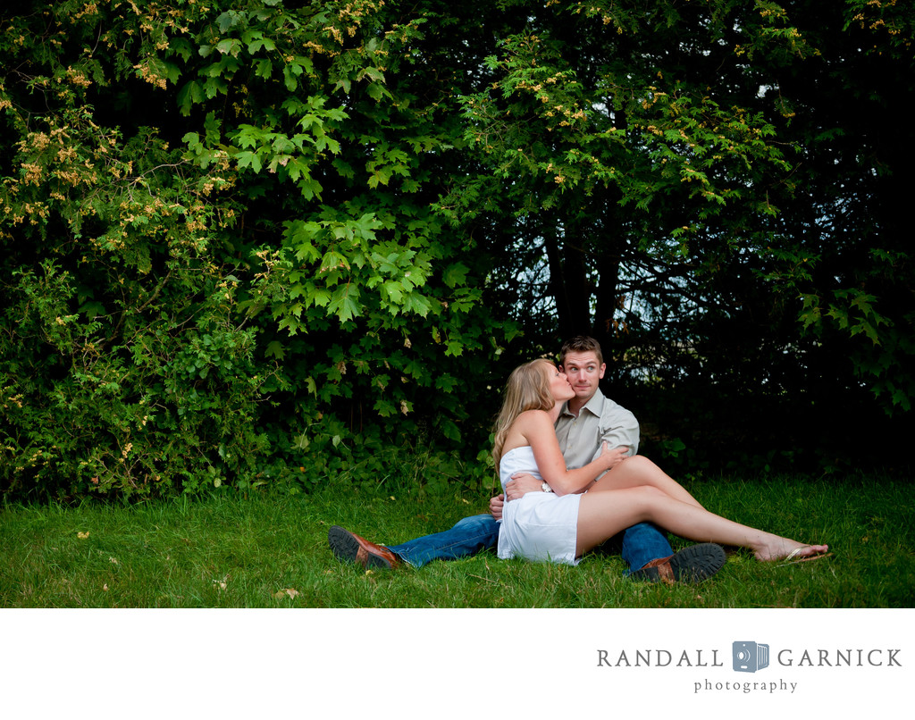 best of Boston engagement photography