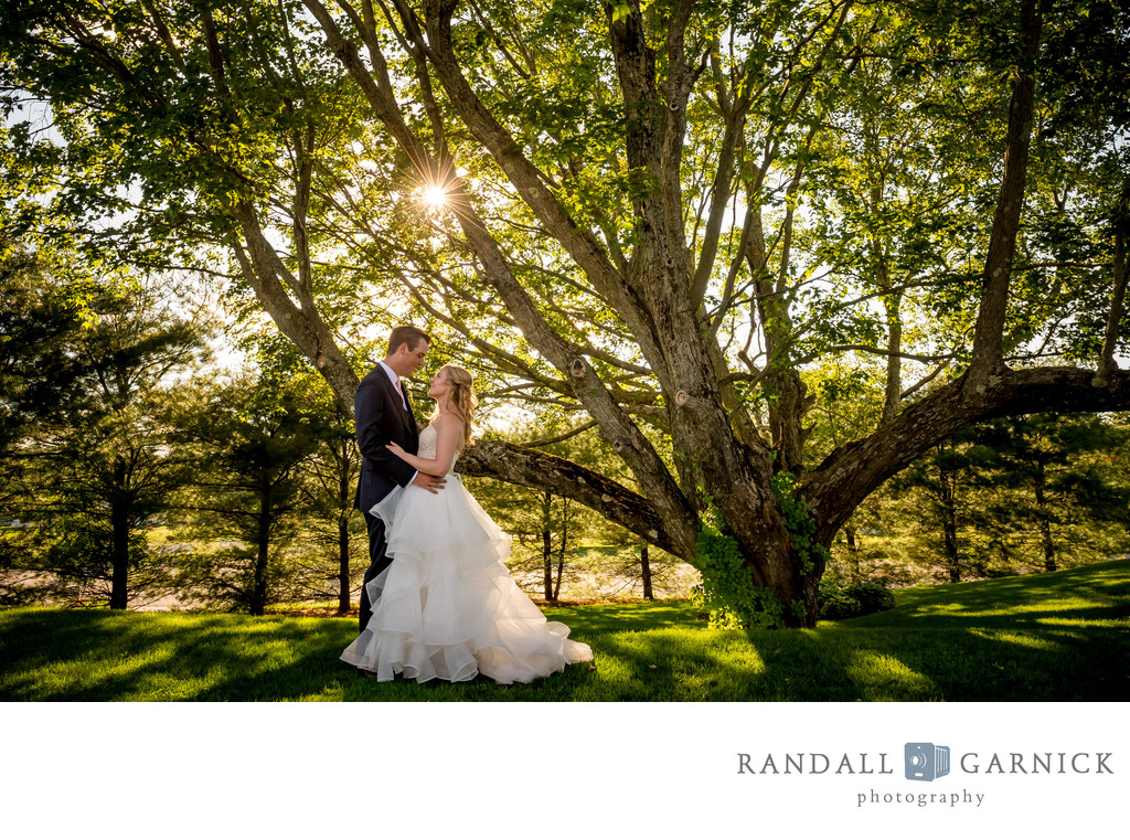 Wedding photography at The Red Barn at Outlook Farm