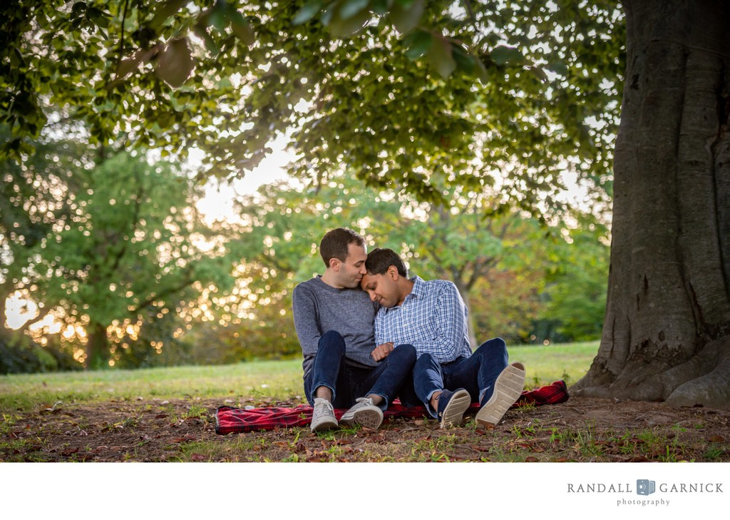 New Haven engagement photography