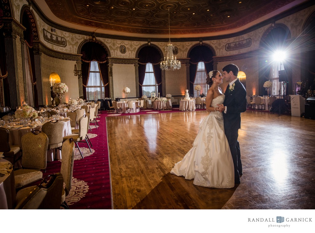 Biltmore Hotel Providence wedding photographer