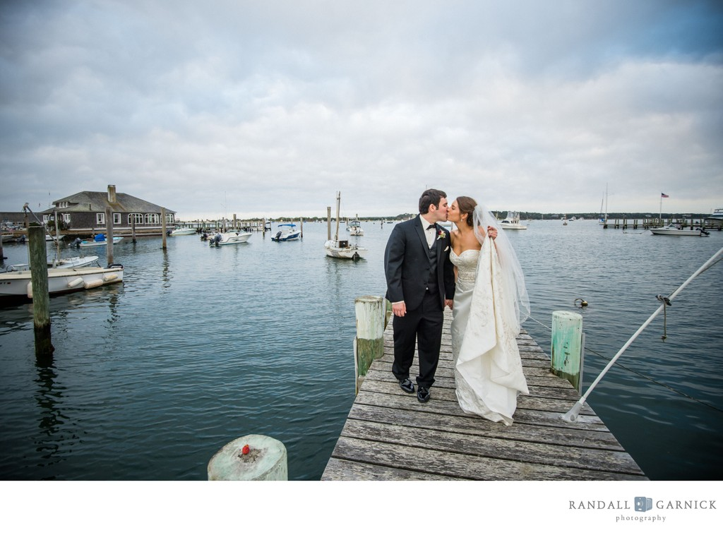real Martha's Vineyard wedding at Edgartown Yacht Club