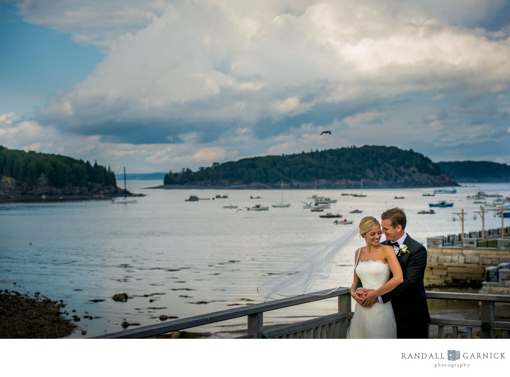 Maine wedding Bar Harbor Club photography
