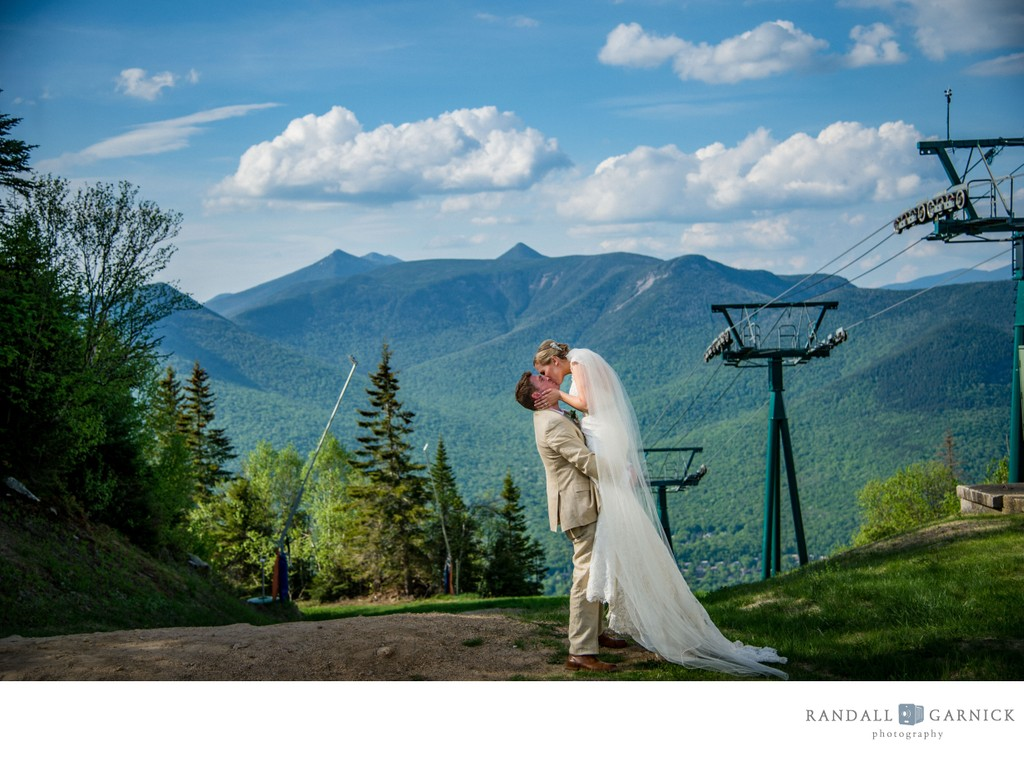 Loon Mountain wedding photographer