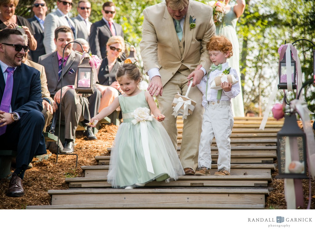 Loon Mountain New Hampshire wedding ceremony