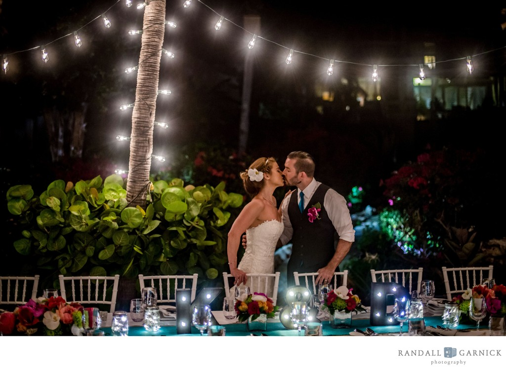 destination wedding photos St Martin Caribbean wedding