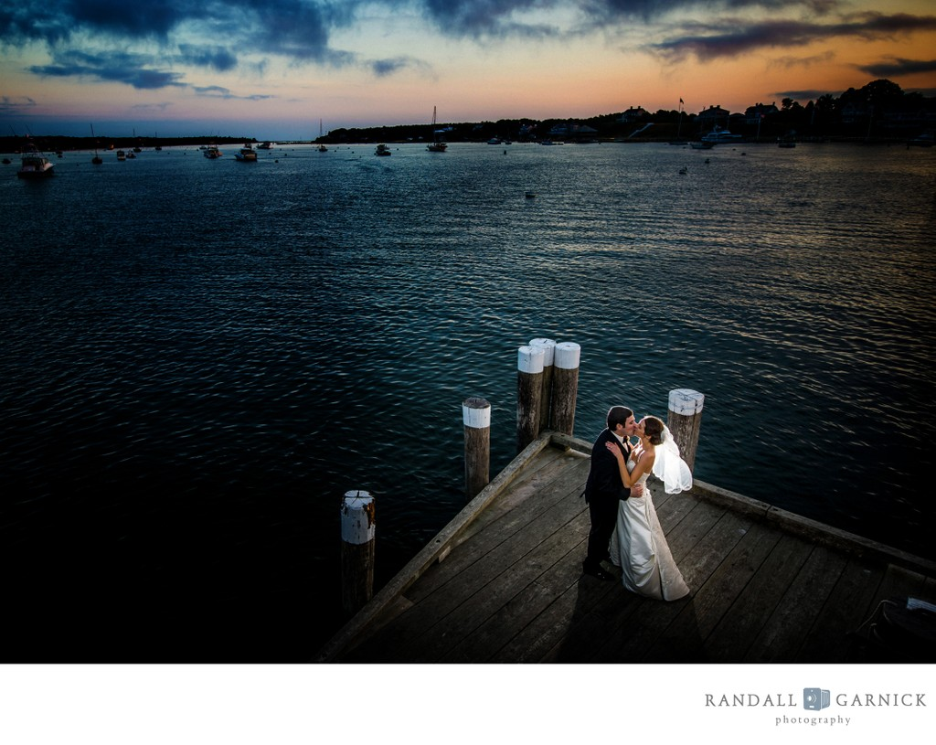 Edgartown Yacht Club wedding photos