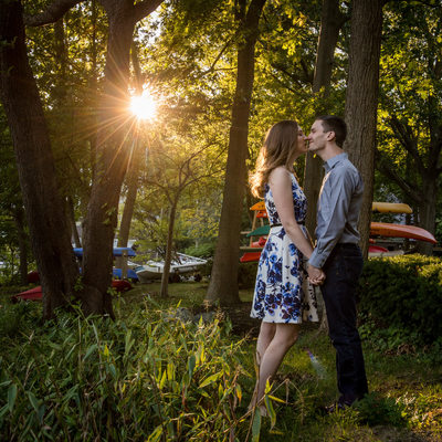 Best New England engagement photographer