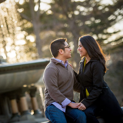 engagement photographer Central Park NYC