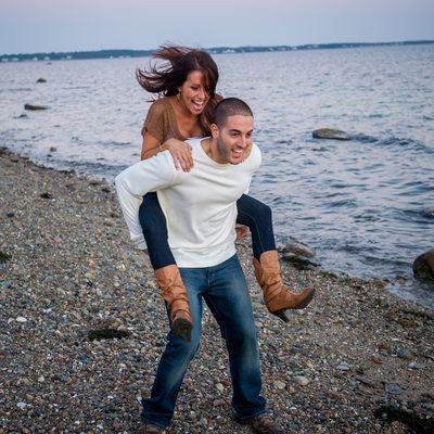 best of New England engagement photographer