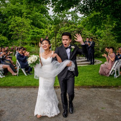 best wedding photographers at Elm Bank