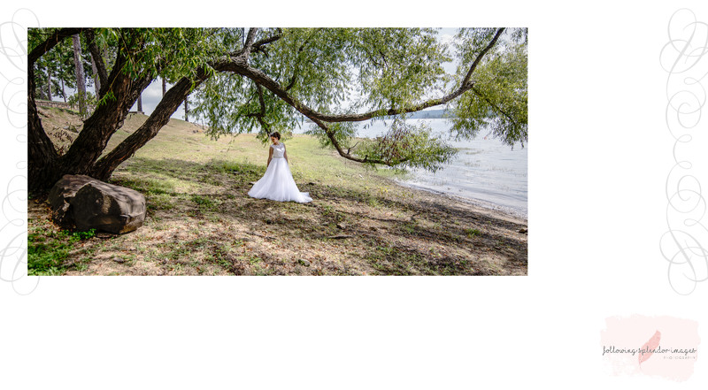 Weddings At Degray Lake Resort Bridal Portraits