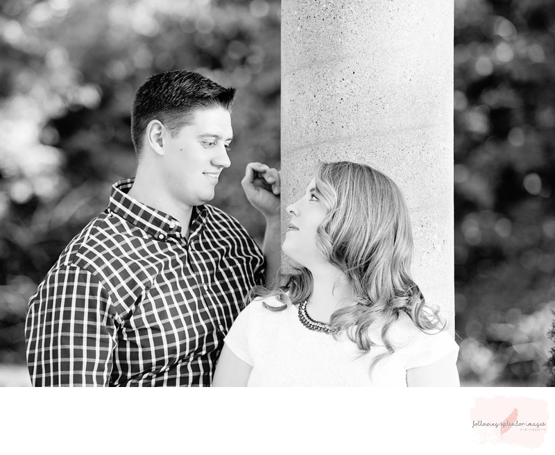 Engagement Photography in Little Rock, AR