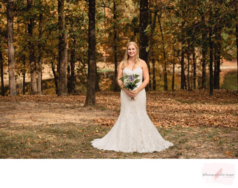Fall Bridal Portraits