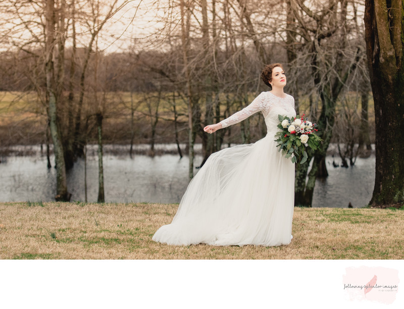 Bridal Portraits by Following Splendor Images