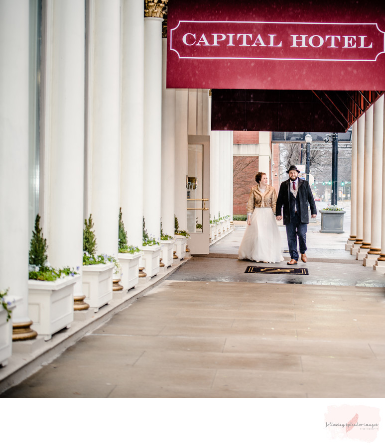 Best Valparaiso Wedding Photographer