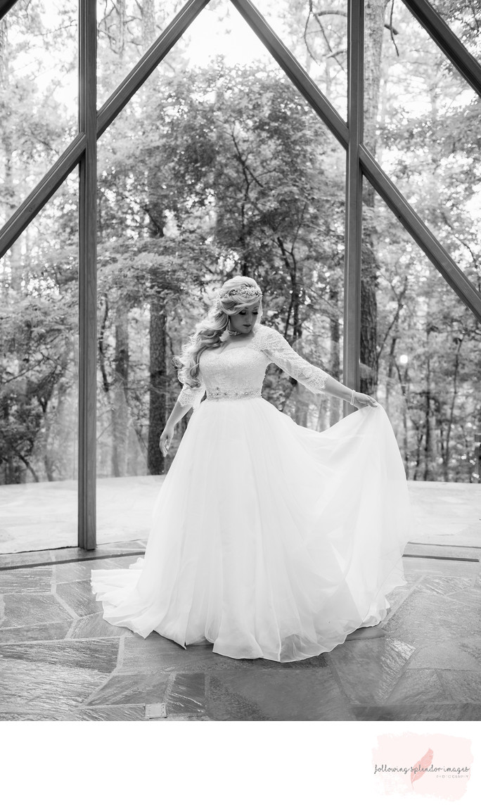 Anthony Chapel Garvan Gardens Wedding Photographer