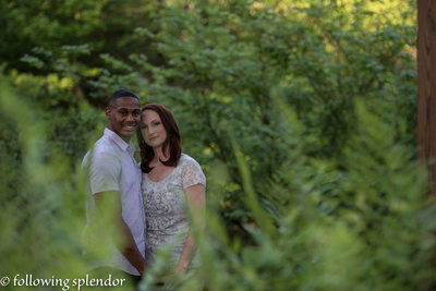 Beautiful Engagement Session in Little Rock, Arkansas Photos
