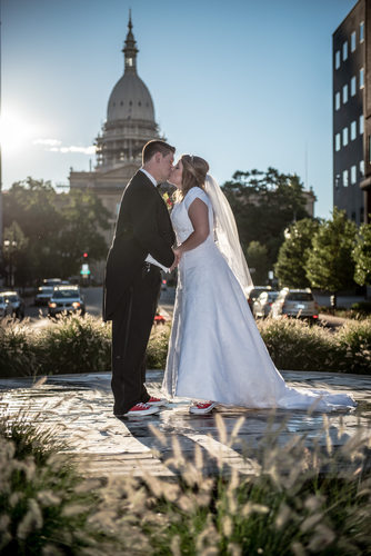 Wedding Photography At The Capital Building