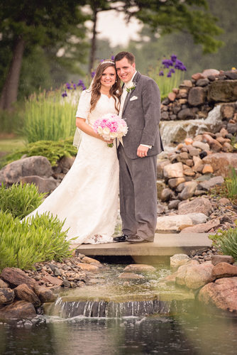 Little Rock Arkansas Spring Wedding Photography