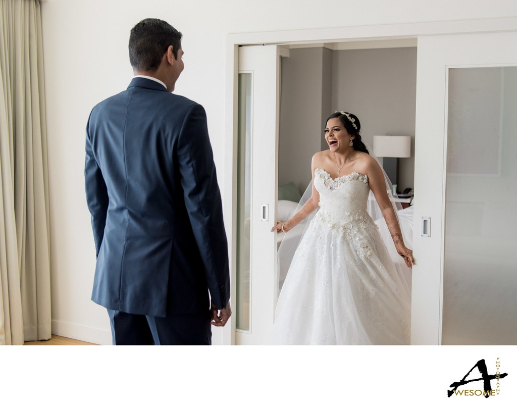 Hyatt Regency Trinidad Wedding
