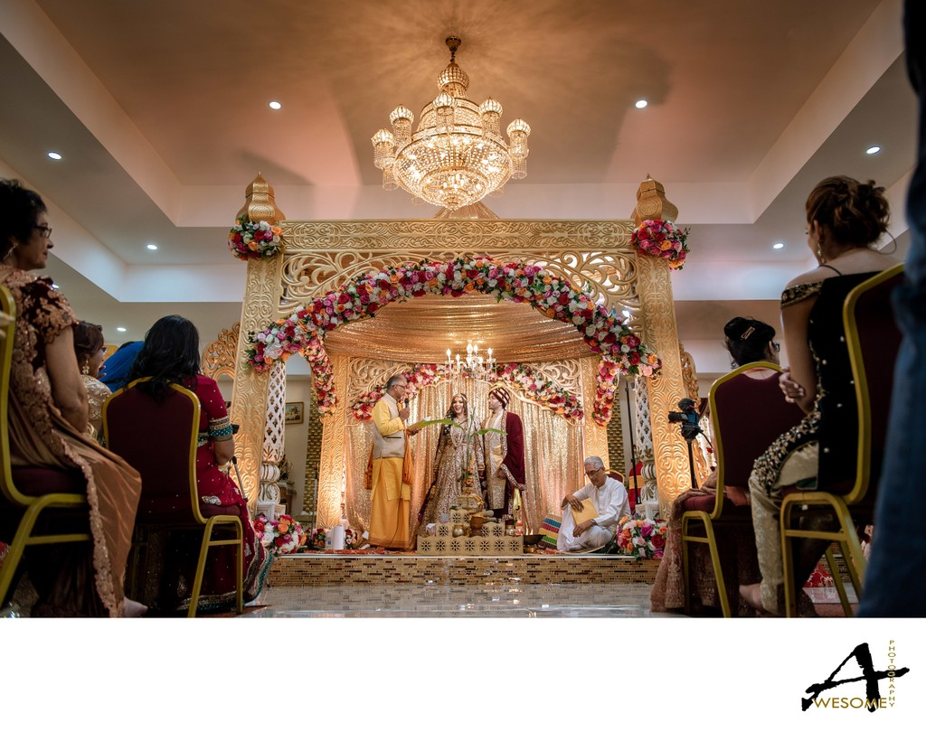 Lakshmi Narayan Temple Wedding