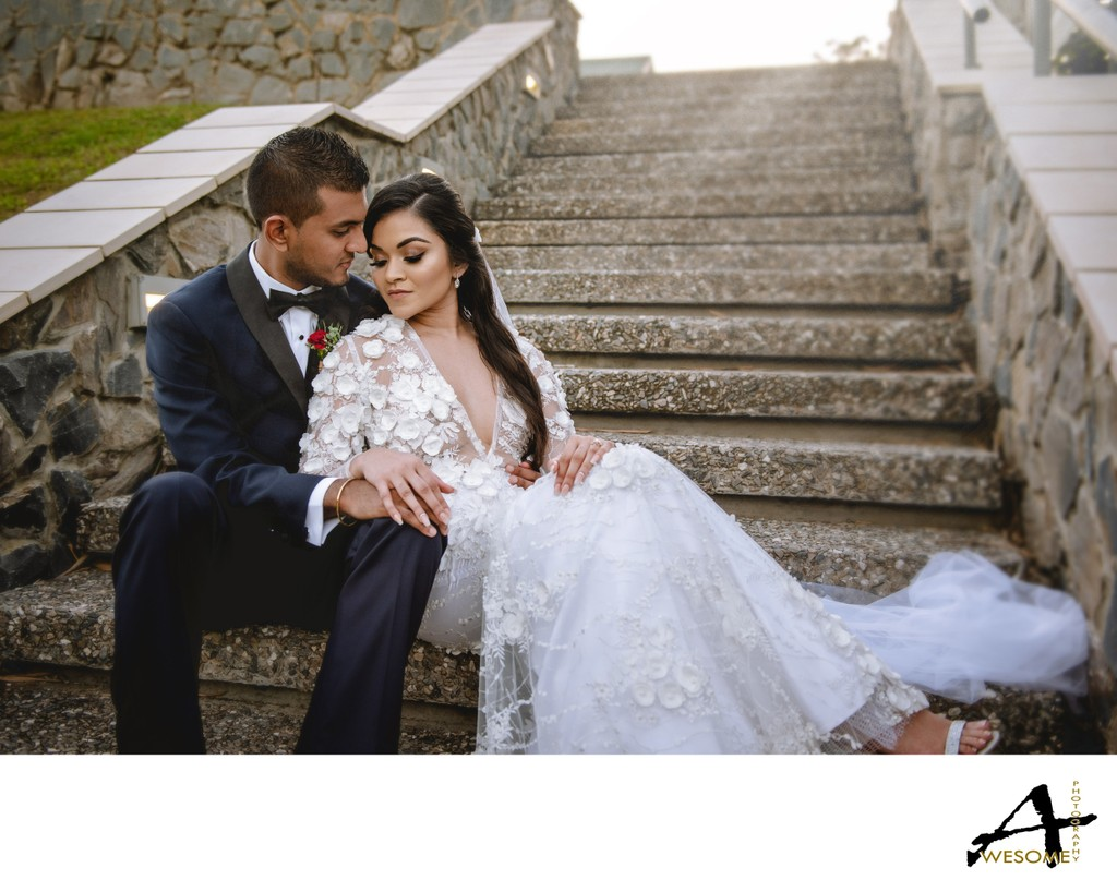 Drew Manor, Trinidad Wedding