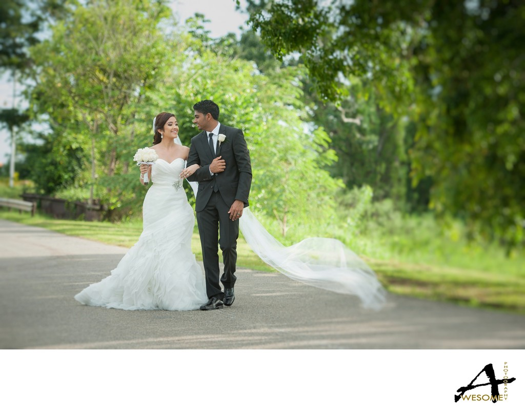 Petrotrin Staff Club Wedding Photography
