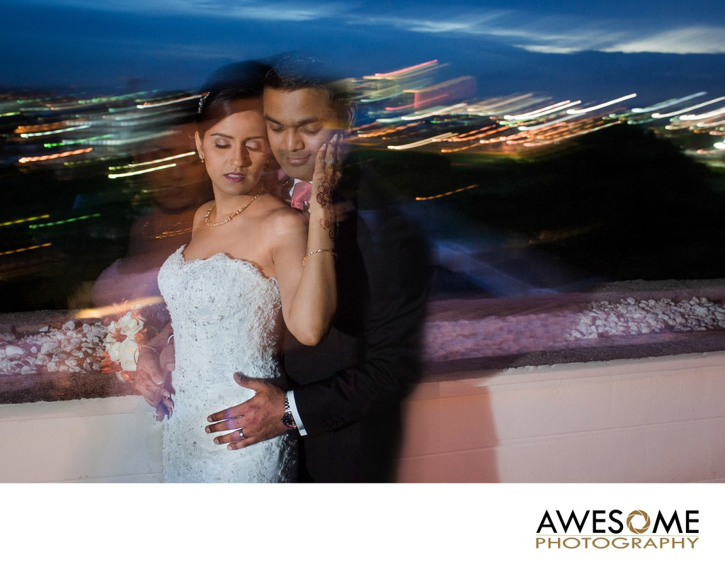 Wedding photographer, Hilton Trinidad