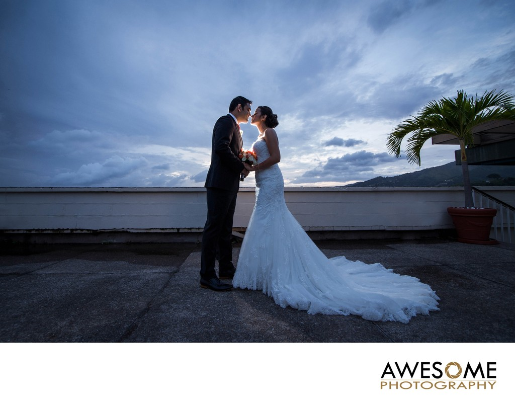 Hilton Trinidad, Wedding Photographer