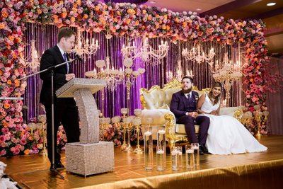 Achievors Banquet Hall Wedding Photography